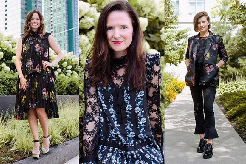 See how 3 ELLE Canada editors styled the Erdem x H&M collection https://t.co/P6wLKuw3Yc https://t.co/iA1wcCRwS6