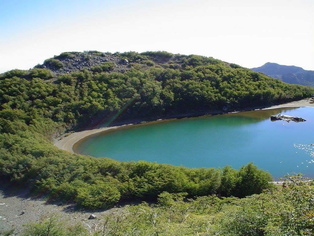 🌳 Descubriendo Chile: Laguna Huemul #Chi...