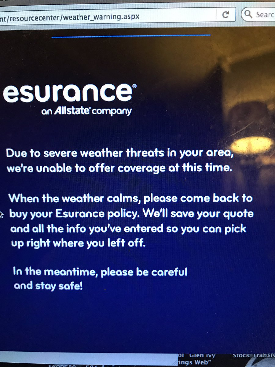 Esurance Quote Esurance Hashtag On Twitter