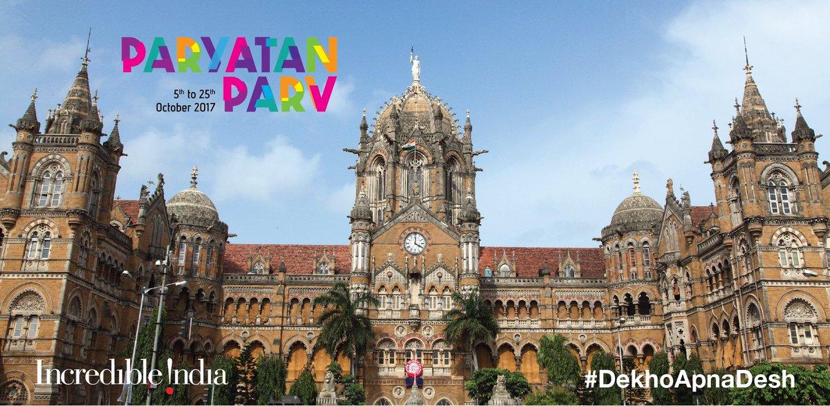 Incrediblendia On Twitter The Chhatrapati Shivaji Maharaj Terminus Mumbai Is An Example Of Victorian Gothic Revival Architecture DekhoApnaDesh