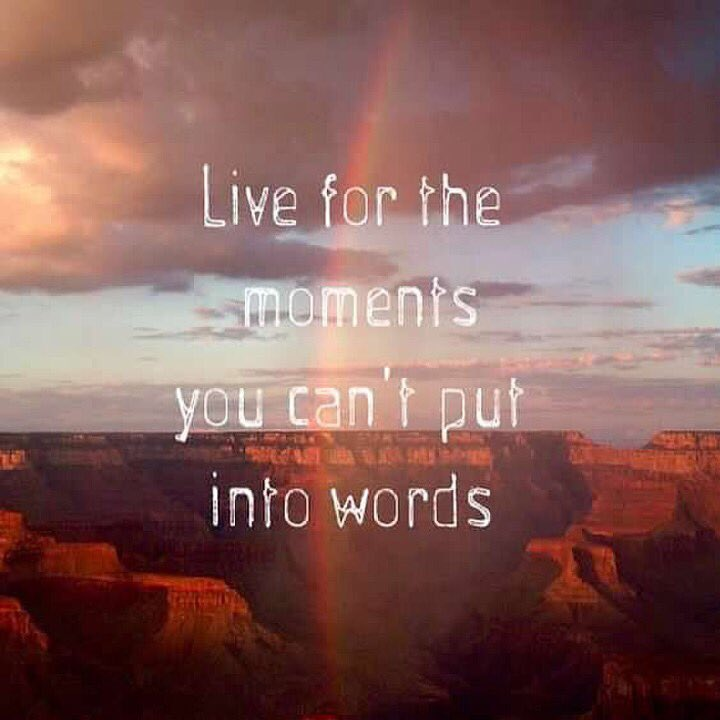 Saturday Friendly Reminder... Live for the moments you can&#39;t put into words  #saturdaymorning #enjoylife #weekendvibes<br>http://pic.twitter.com/KeieknKkhO