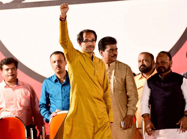 #BJP using corrupt means to win elections: #ShivSena after Bhandup bypoll victory   http:// mybs.in/2UZa6kL  &nbsp;  <br>http://pic.twitter.com/WFaOk5YVry
