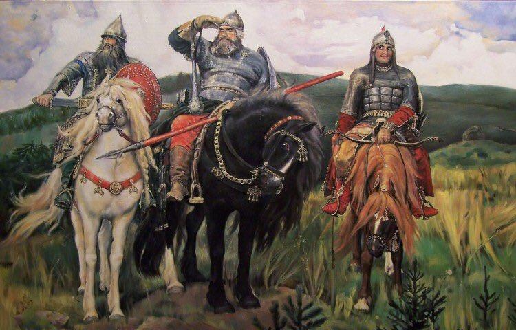 Васнецов три богатыря картина описание сочинение