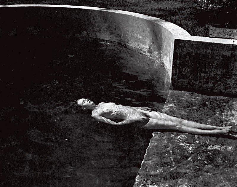 Hipsteria on Twitter: Floating nude Edward Weston