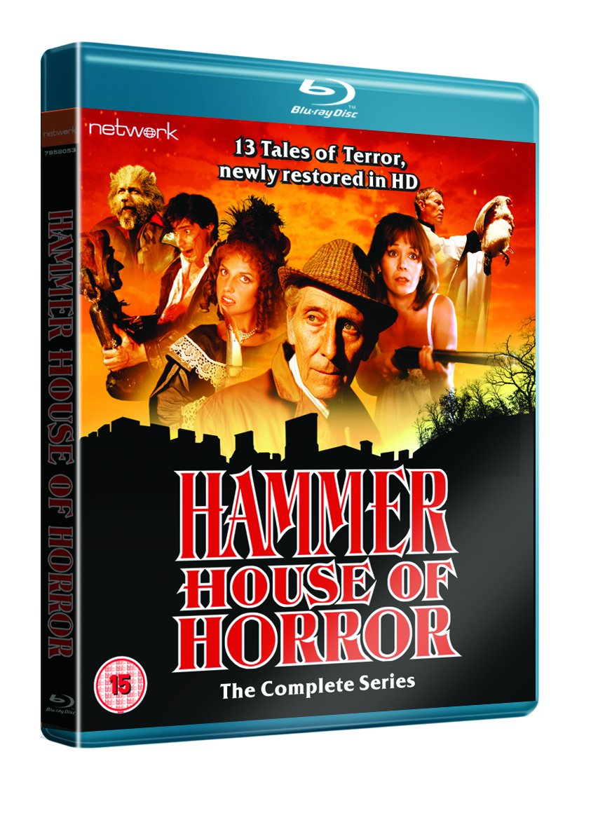 """The House Of Hammer scream magazine on twitter: """"win a blu-ray box set of"""