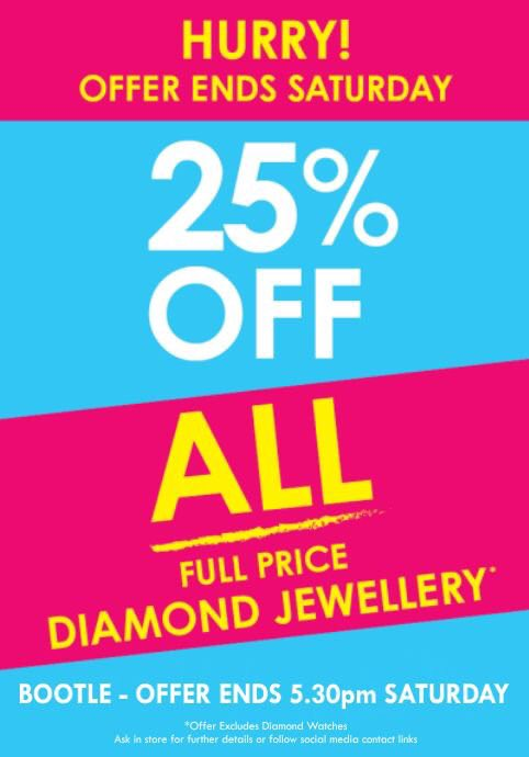 Final day of the offer in #H Samuel. Don't delay buy your diamond today. <br>http://pic.twitter.com/SYeMZGzqLS