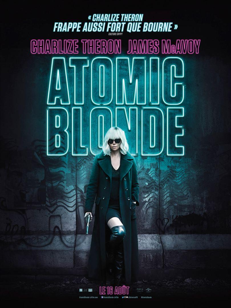 Atomic Blonde : ici http://T411.Biz         #t411 #yggtorrent #torrent9 #cpasbien  - FestivalFocus