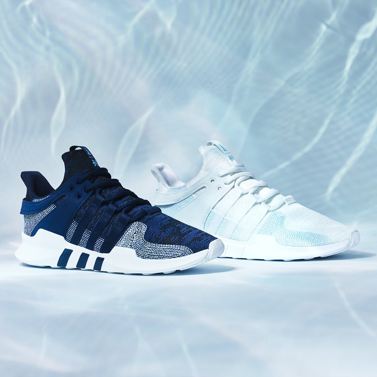 quality design caf78 96673 The EQT Support ADV  using Parley Ocean Plastic  adidasOriginals and   Parleyxxx unite to turn a problem into progress.  adidasParley   EQTpic.twitter.com  ...