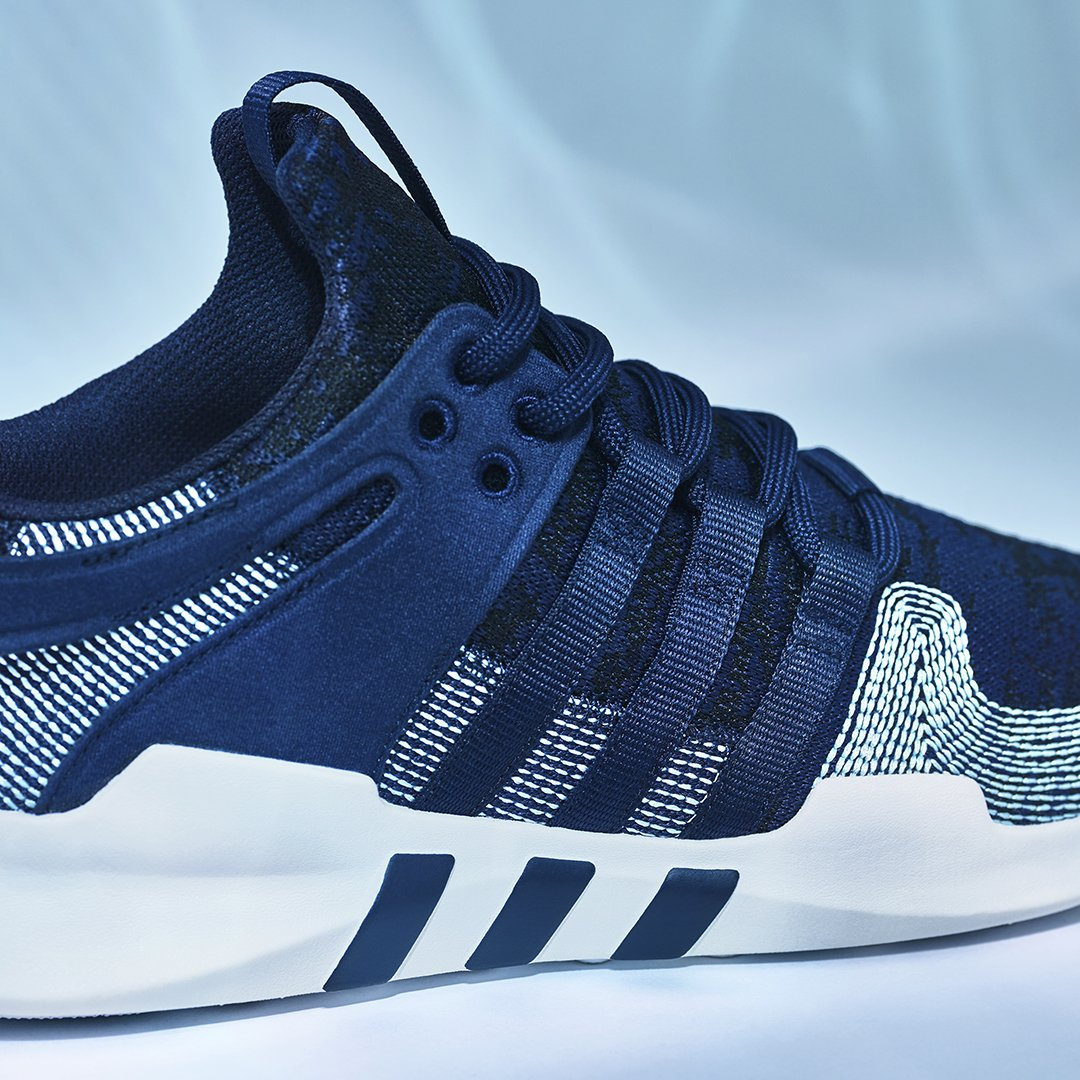 release date d364f 57167 Parley Adv; Ocean Adidas Support Twitter Using Eqt Plastic ...