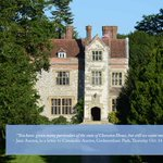 #Onthisday in 1813, Jane Austen wrote to her sister 'You have given many particulars of the state of Chawton House, but still we want more.'