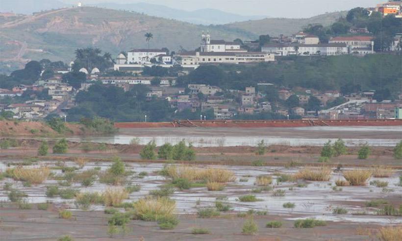 Ministério do Trabalho determina interdição da Barragem Casa de Pedra, em Congonhas https://t.co/DWWDdxUVzh