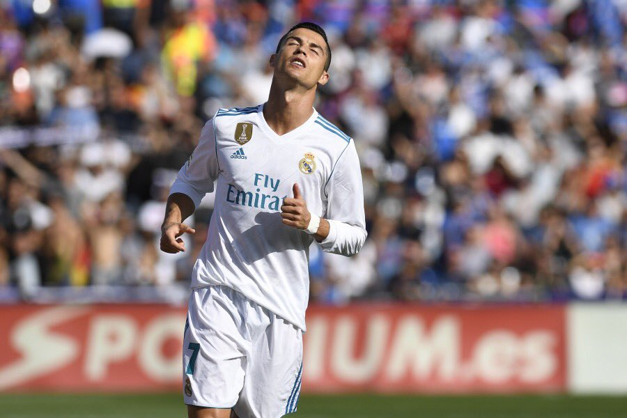 هدف ريال مدريد الثاني في مرمى خيتافي