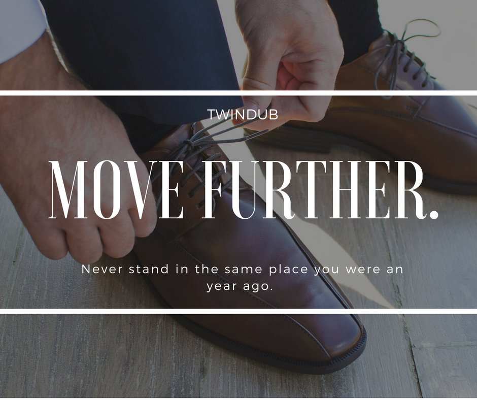 Keep moving. Never stand in the same place you were an year ago. #socialmedia #startup #smallbusiness #socialmediabranding #hyderabad<br>http://pic.twitter.com/UF7o1muKEX