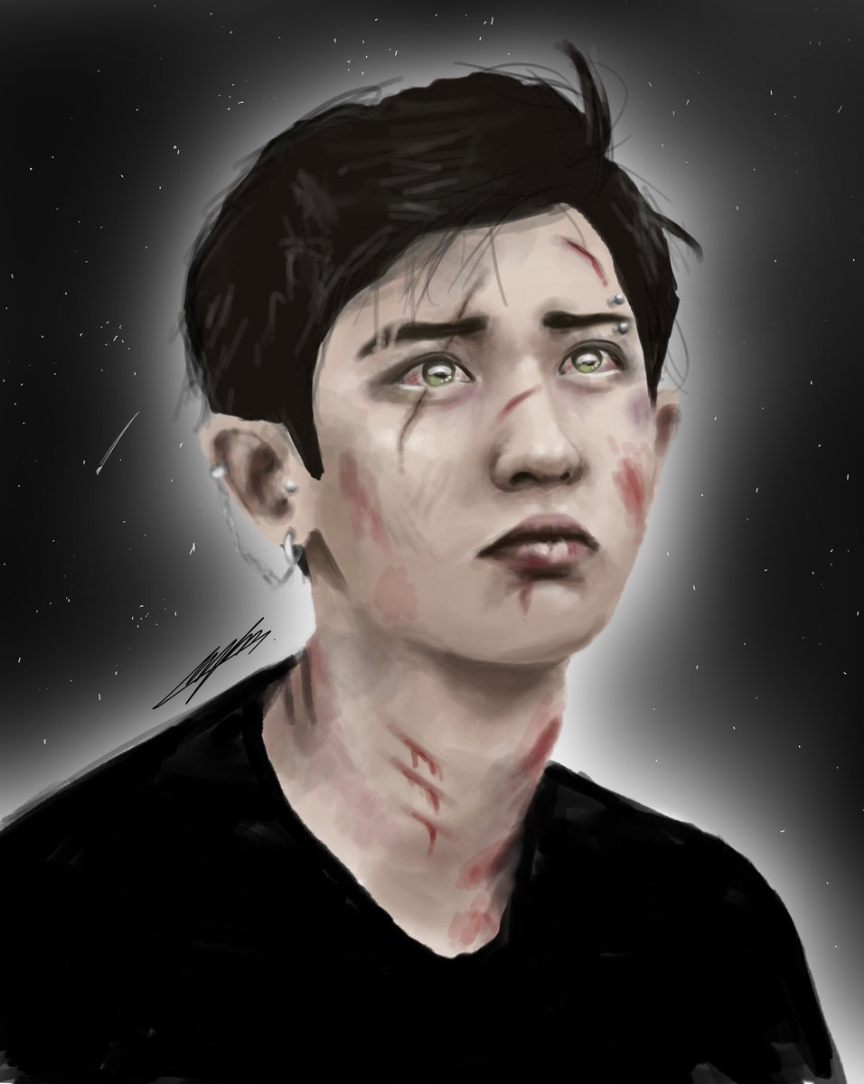 Okay but why did I do that.. it's not even looking good #EXOL #EXO #CHANYEOL #찬열 #엑소 #exofanart #kpopfanart @weareoneEXO<br>http://pic.twitter.com/yh3dX5H0cn