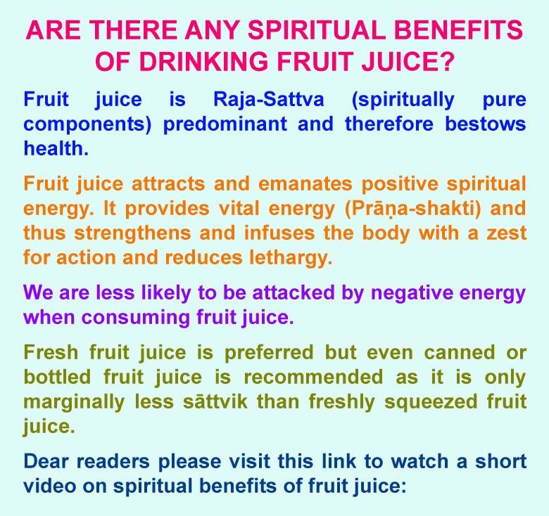 ARE THERE ANY SPIRITUAL BENEFITS OF DRINKING FRUIT JUICE?  http://www. spiritualresearchfoundation.org/spiritualresea rch/spritualscience/sattavik-living/spiritual-effect-fruit-juice &nbsp; …  #Fruit #Juice #Fruitjuice #Health #Bottled #Spiritual<br>http://pic.twitter.com/ph25DjjuZf