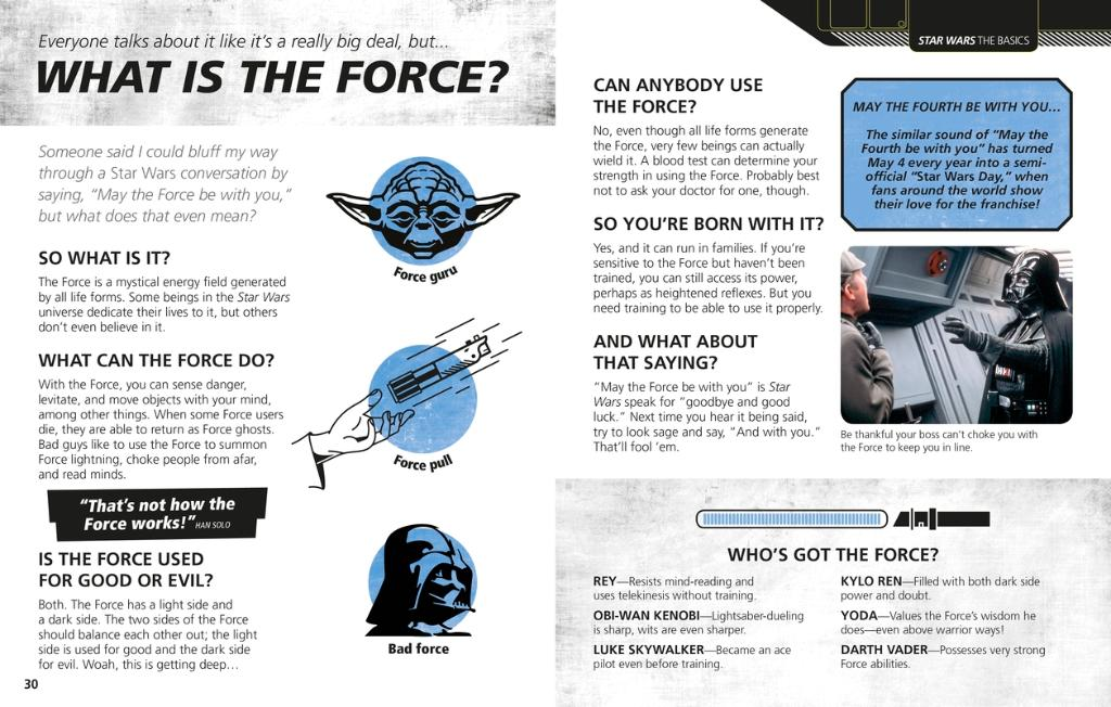 The Force... made easy. Check out Star Wars Made Easy, from @dkpublishing: https://t.co/4EcSpeyaD5 https://t.co/HBClJfZMpp