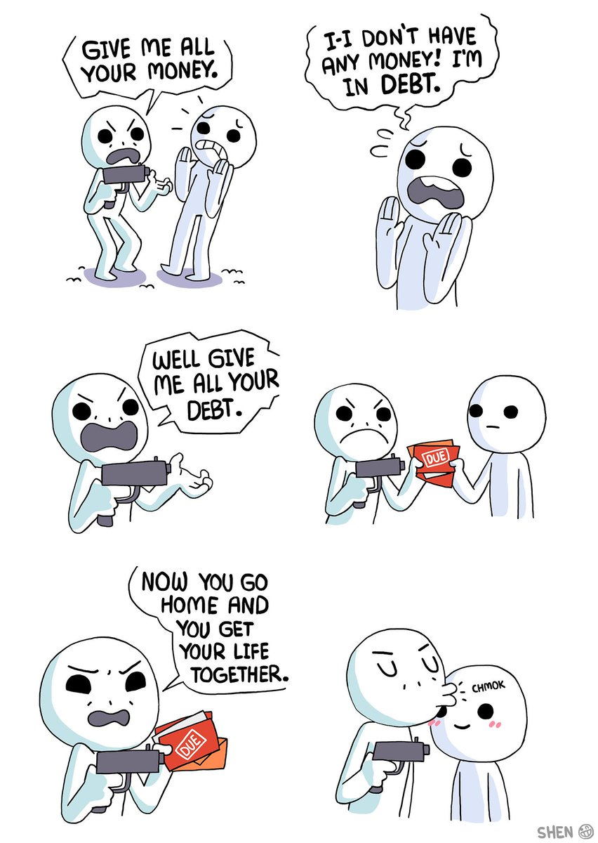 #WholesomeMeme #Memes A wholesome comic by @shenanigansen <br>http://pic.twitter.com/OkaNkuEL8Z