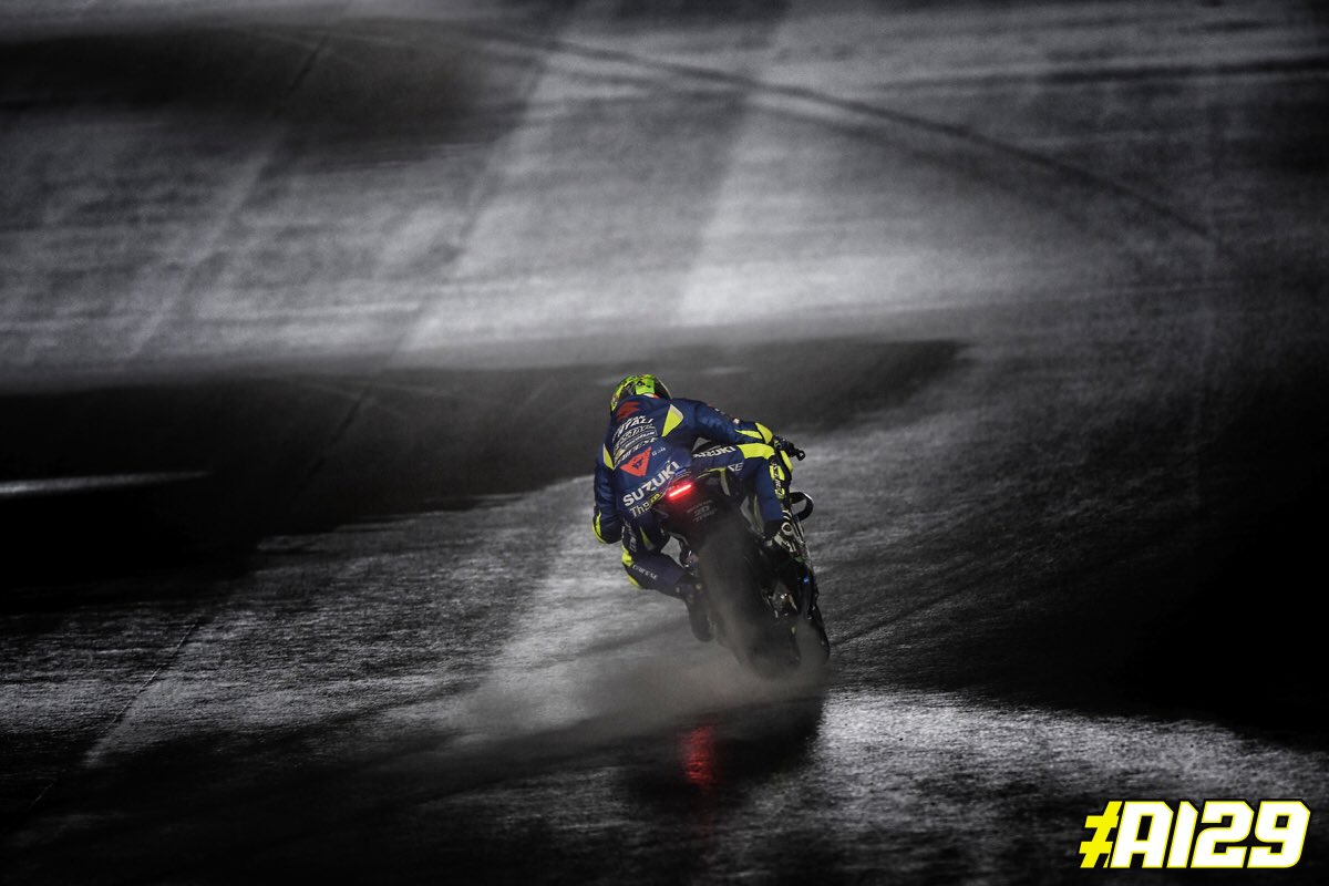 #JapaneseGP 🇯🇵 day 2 at Twin Ring Circuit! 🌧 ✊️ #suzuki #motogp #dainesecrew #agvrider #akrapovic #sangemini #wellard #pramac #maniac #ai29 https://t.co/iZMXgibEGL