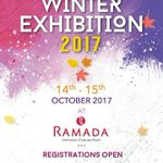 If in #Dehradun this weekend,  check out #NaritvabyNeerja designs in #WinterFestival2017 at @RamadaHotels. #winterfashion #festive #designer