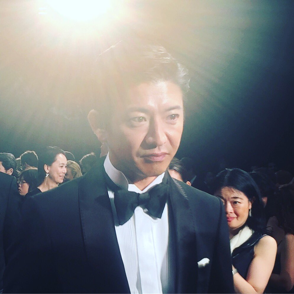 Takuya Kimura at Cannes Film Festival for Blade of the Immortal. #filmfestival #miike #memories https://t.co/vMBXukThhR