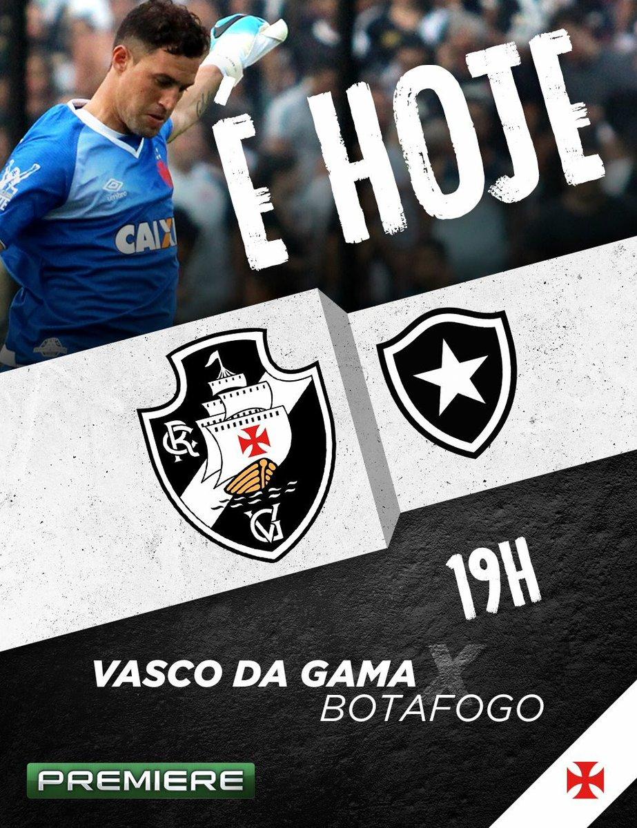 Hoje é dia de Vascão em campo: o Gigante vai enfrentar o Botafogo no Maracanã! Ainda não garantiu seu ingresso? https://t.co/sZcBxzCsPy