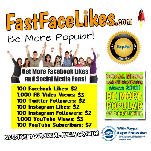 http:// FastFaceLikes.com  &nbsp;   | #SocialMediaMarketing services since 2012. Buy Real Facebook Likes, Instagram &amp; YouTube Followers and many more! <br>http://pic.twitter.com/eCFrepZiQK
