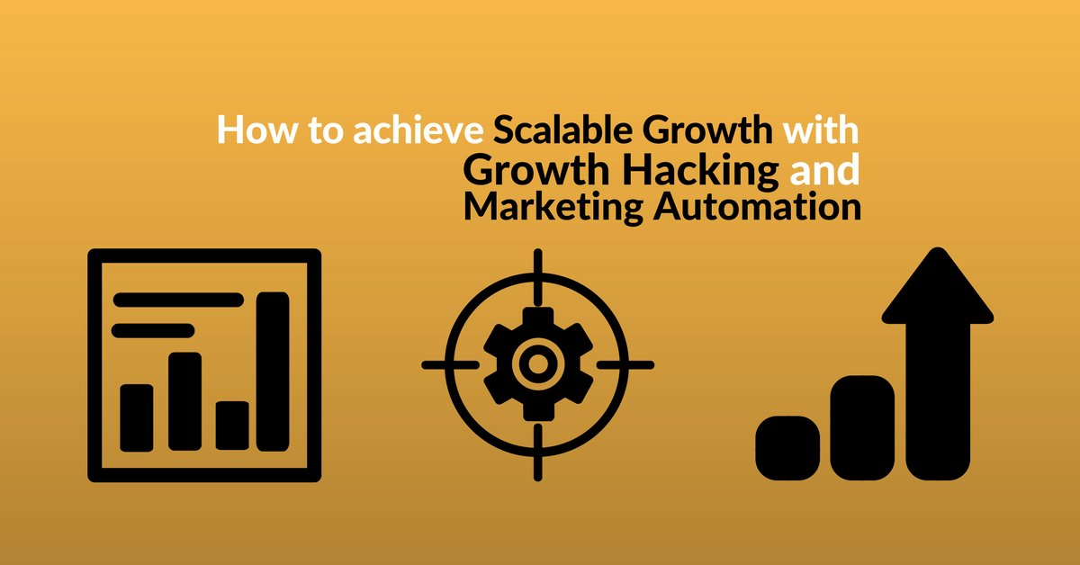 How to achieve Scalable #Growth with #GrowthHacking &amp; #MarketingAutomation   #Startups #StartupMarketing   https:// buff.ly/2yfG2bh  &nbsp;  <br>http://pic.twitter.com/0B1yIXYQPP