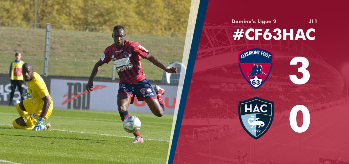 fontaine clermont foot