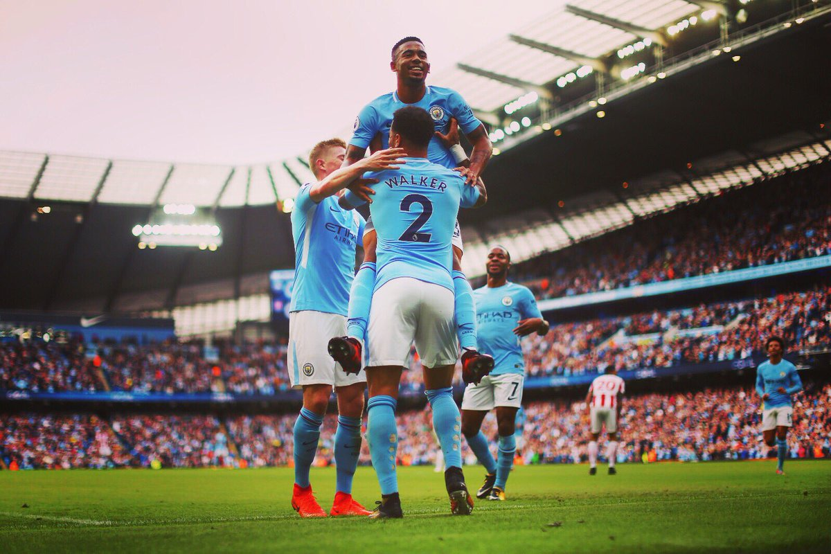 Good to get back to business in the league! Proud of the team performance today. Thanks for all the support  #mancity #KW2<br>http://pic.twitter.com/ylS8uwtLCt