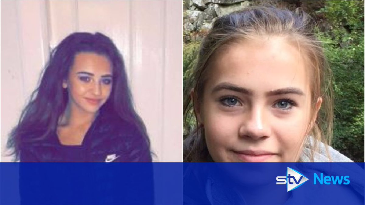Major search to find missing schoolgirls aged 12 and 14 https://t.co/1zS1Qu8yIc