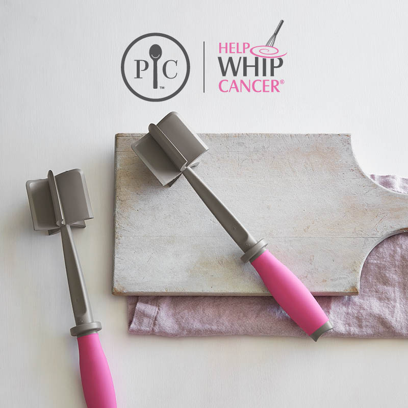 This month only—the pink Mix 'N Chop is back! Get yours and support br...