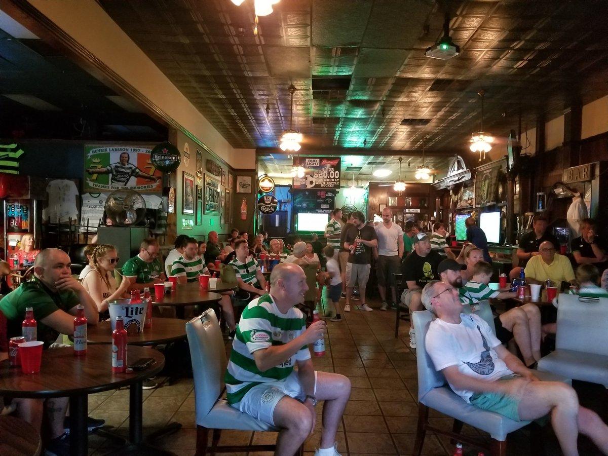 #thankyou to all the #Celtic #celticsupporters #orlando #florida #Luckyleprechaun  #oscs #dundee #spl #Scotland<br>http://pic.twitter.com/hJpVQ9Q0N5