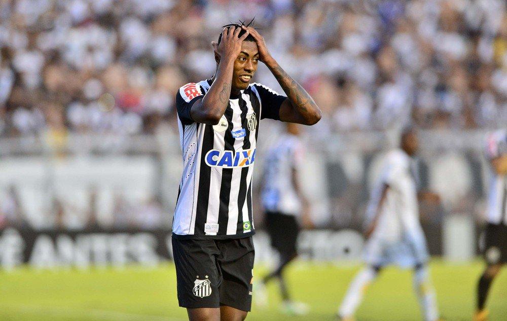 Exame não constata lesão na coxa, mas Bruno Henrique ainda é dúvida no Santos https://t.co/VIRCh7Za0m