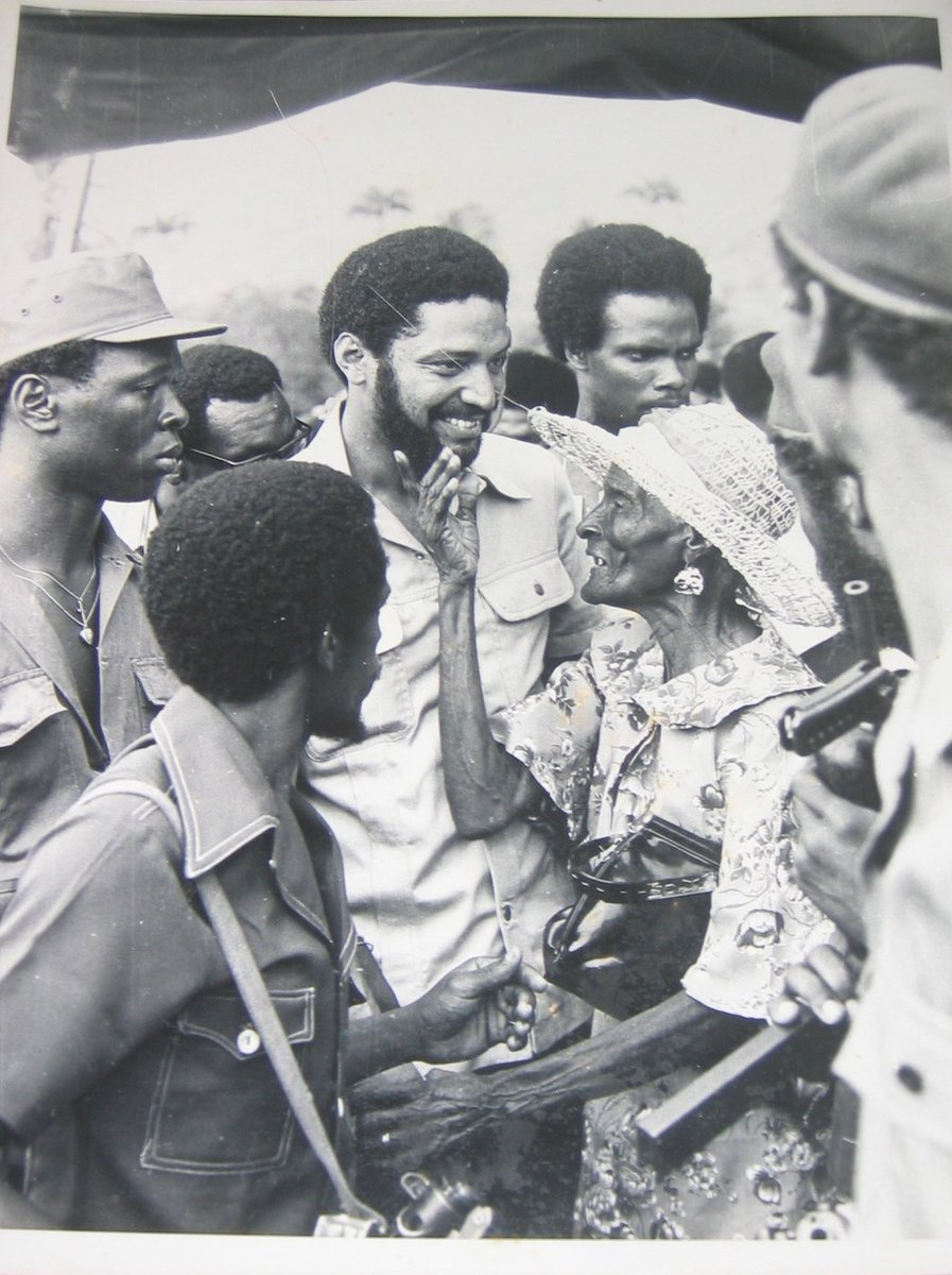 Grenada's Maurice Bishop, ousted today in 1983, held an internationalist and integrationist vision and sought emancipation for the region.