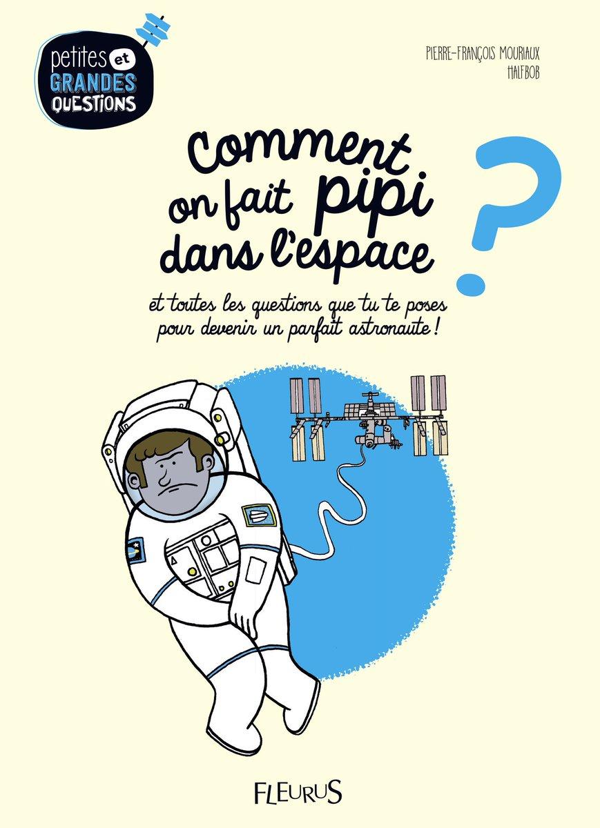 """«Comment on fait pipi dans l'espace ?»de Pierre-Francois Mouriaux, remporte le Prix du livre scientifique catégorie jeunesse ! <a href=""""https://twitter.com/hashtag/FDLS2017?src=hash"""" target=""""_blank"""">#FDLS2017</a> https://t.co/lbidBDrFDm"""