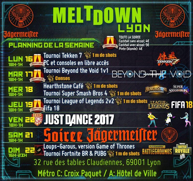 Ce mardi soir le @MeltdownLyon organise un tournois @BeyondVoidGame . Venez tester vos stratégies et conquérir la galaxie ;)  #BTV $NXC