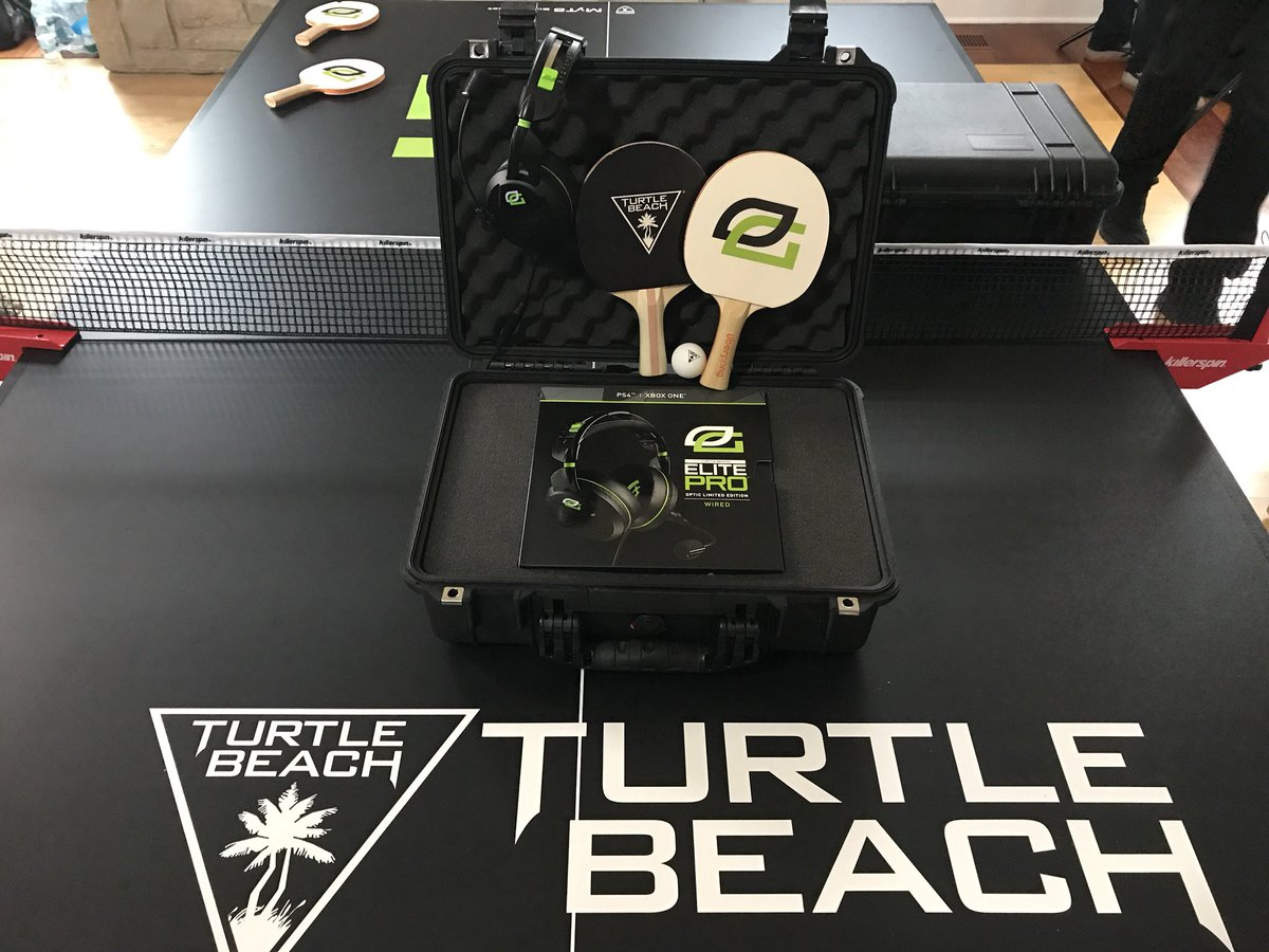 Giveaway time! Brand spankin' new @turtlebeach #OpTicELITEpro w/case! RT AND Follow! Winner announced next Saturday!