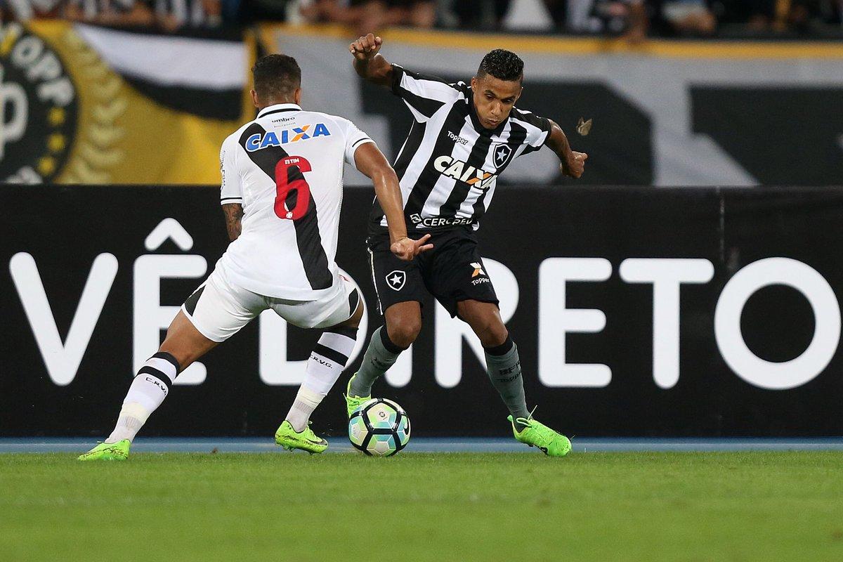 🏆 Campeonato Brasileiro ⚽️ Vasco x Botafogo   🏟 Maracanã   ⏰ 19h  🔥 #VamosGanharFogo