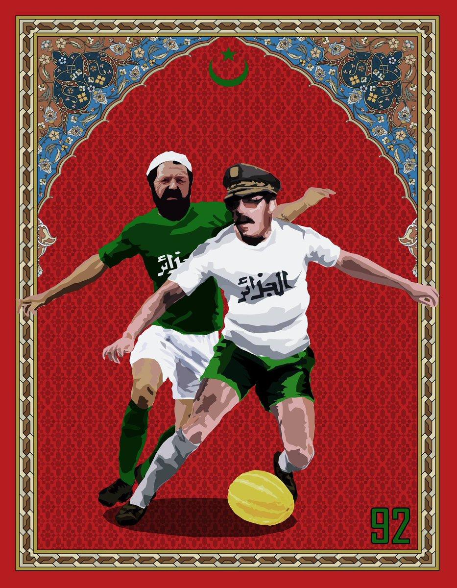 #Algeria&#39;s black decade in one picture. <br>http://pic.twitter.com/vi9coYvKPz