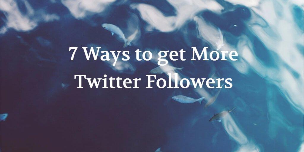7 Ways to get More Twitter Followers   http:// dld.bz/gfaes  &nbsp;    #twittertips #socialmediamarketing #marketingtips<br>http://pic.twitter.com/RFjeMXq2eg