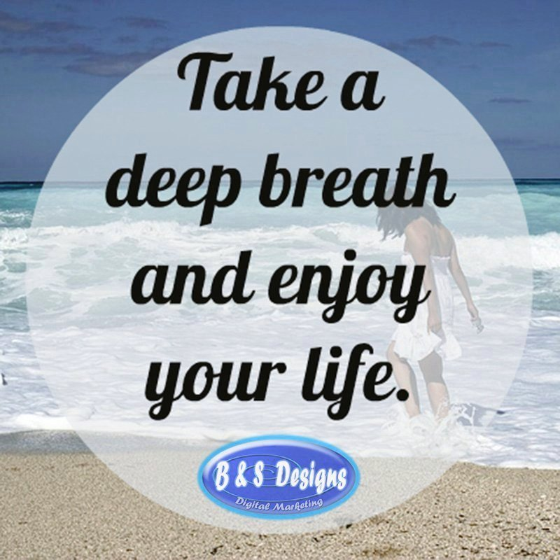 #GetOutside &amp; #EnjoyLife!  #WORK will be there when U get back!  #DigitalMarketing  can #help U #Breathe!  #ThinkBIGSundayWithMarsha <br>http://pic.twitter.com/eRpFthYtt9