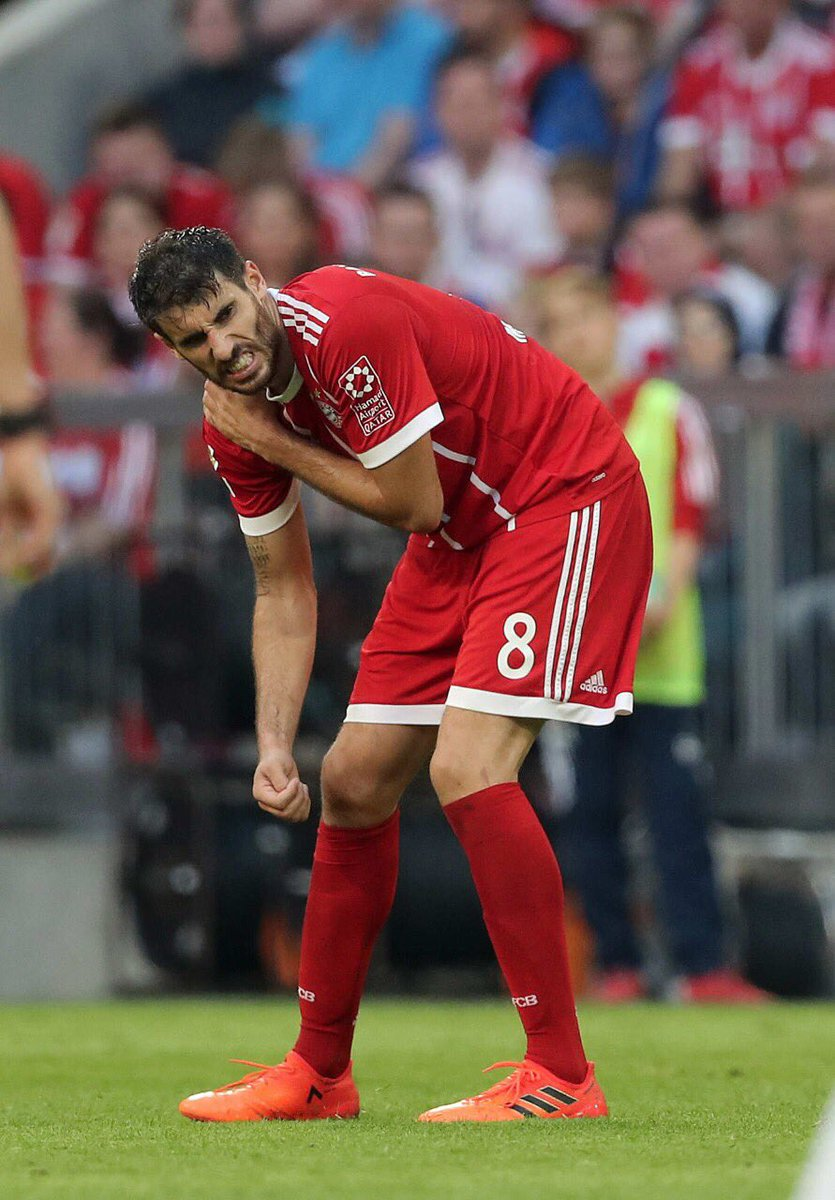 """Javi Martnez on Twitter """"It won t be a long pause just some"""