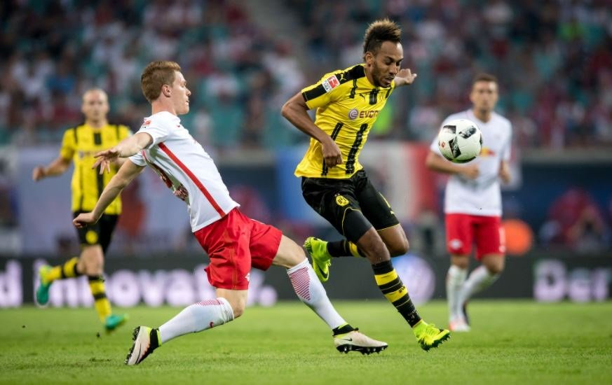 Video: Borussia Dortmund vs RB Leipzig