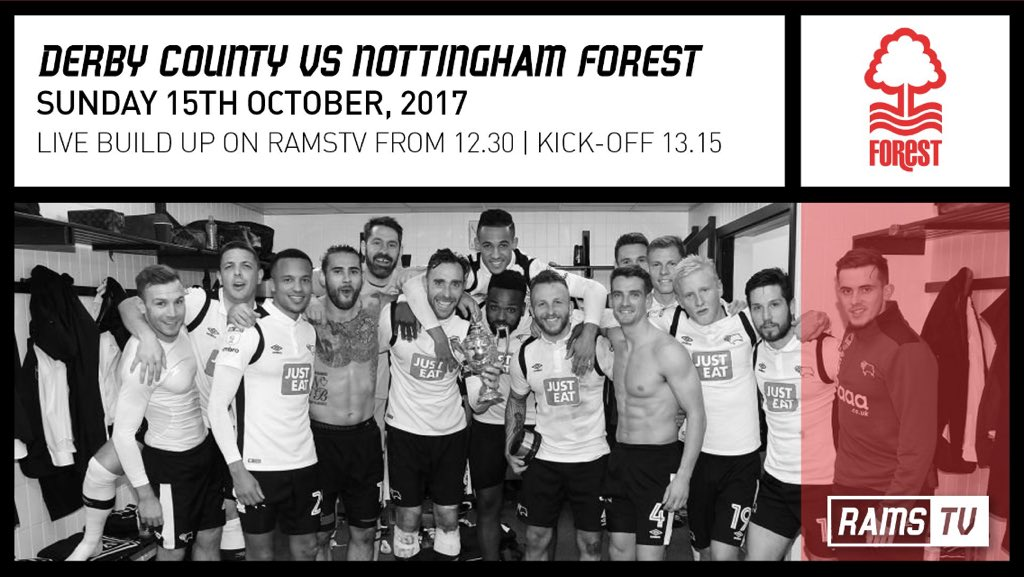 Good luck tomorrow @dcfcofficial - #dcfcfans Don&#39;t forget you can catch all the buildup and match action on #RamsTV - #dclfc #oneclub <br>http://pic.twitter.com/XCVkh6rUGV