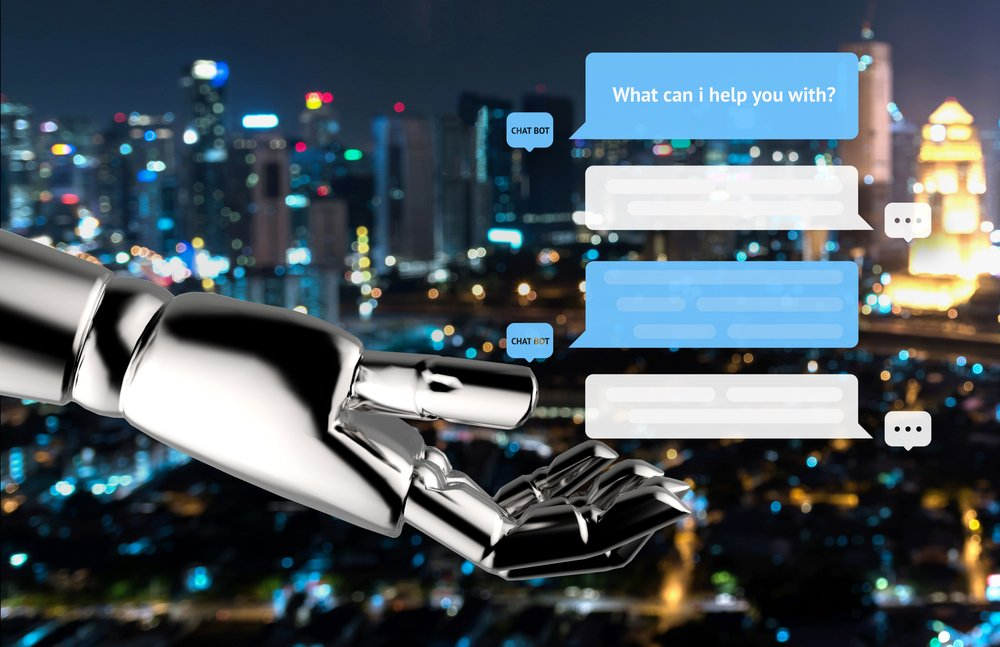 AI-driven chatbots will add spark to today's static web experience #AI #MachineLearning #Fintech #ML #chatbots #tech  http://www. sundayguardianlive.com/opinion/11243- ai-driven-chatbots-will-add-spark-today-s-static-web-experience &nbsp; … <br>http://pic.twitter.com/n4E1YYRS1z