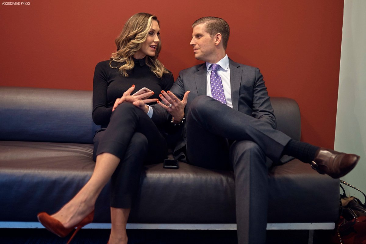 TONIGHT on 'Justice,' @JudgeJeanine talks to special guests @EricTrump and @LaraLeaTrump - Tune in at 9p ET on Fox News Channel!