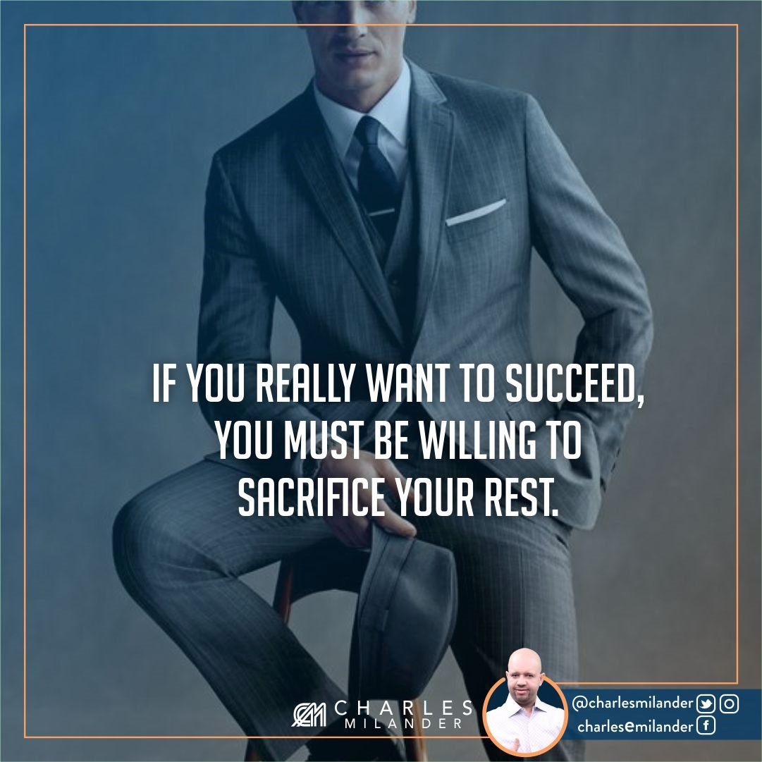 If you really want to succeed, you must be willing to sacrifice your rest. #working #startup #money #magazine #moneymaker #startuplife #succ<br>http://pic.twitter.com/UfDzuySpMt