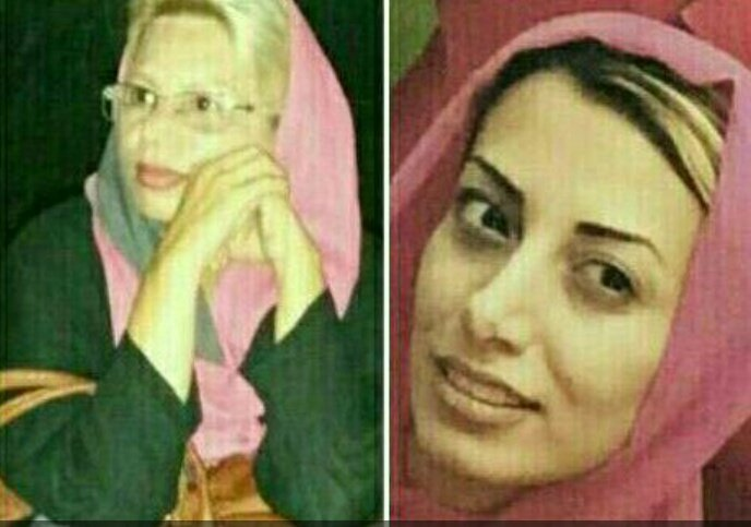 Oct 14; #RahaDavoudian &amp; #ShohrehEbrahimi, students of Mohammad Ali #Taheri, have been released after 47 days of detention #Taheri_movement<br>http://pic.twitter.com/nnQGj9LdaM