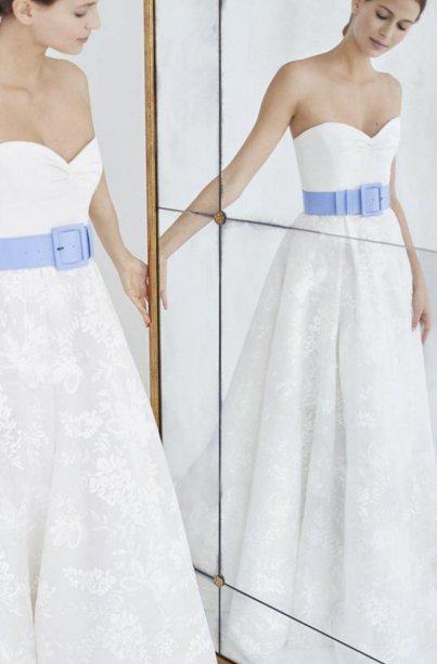 6 fresh wedding gown trends from Bridal Fashion Week https://t.co/sj8z8LVzJW https://t.co/koQzMOboWd