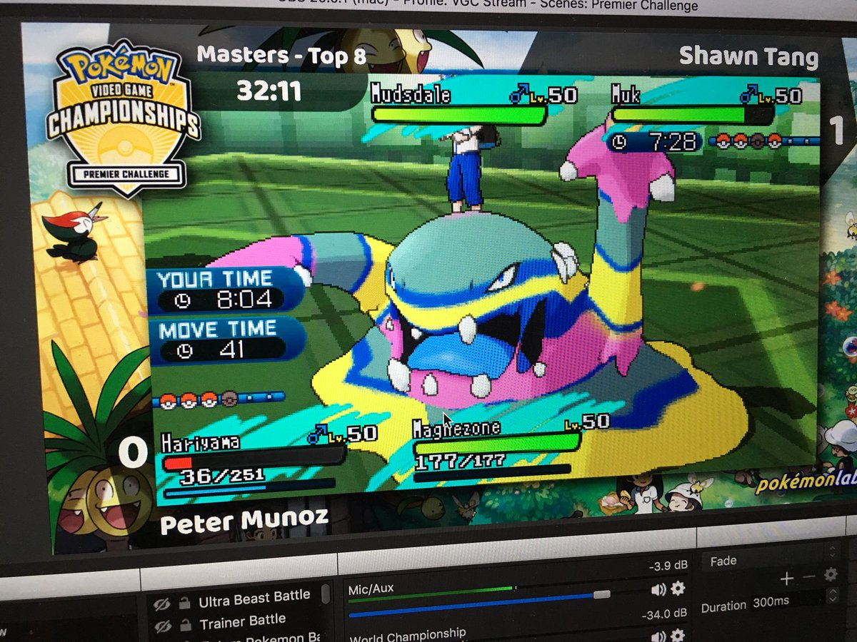 Top 8 is live now! Join the action of the #LosAngeles #VGC #PremierChallenge  http:// twitch.tv/pokemonlabs  &nbsp;  <br>http://pic.twitter.com/i3TTw6uwgb